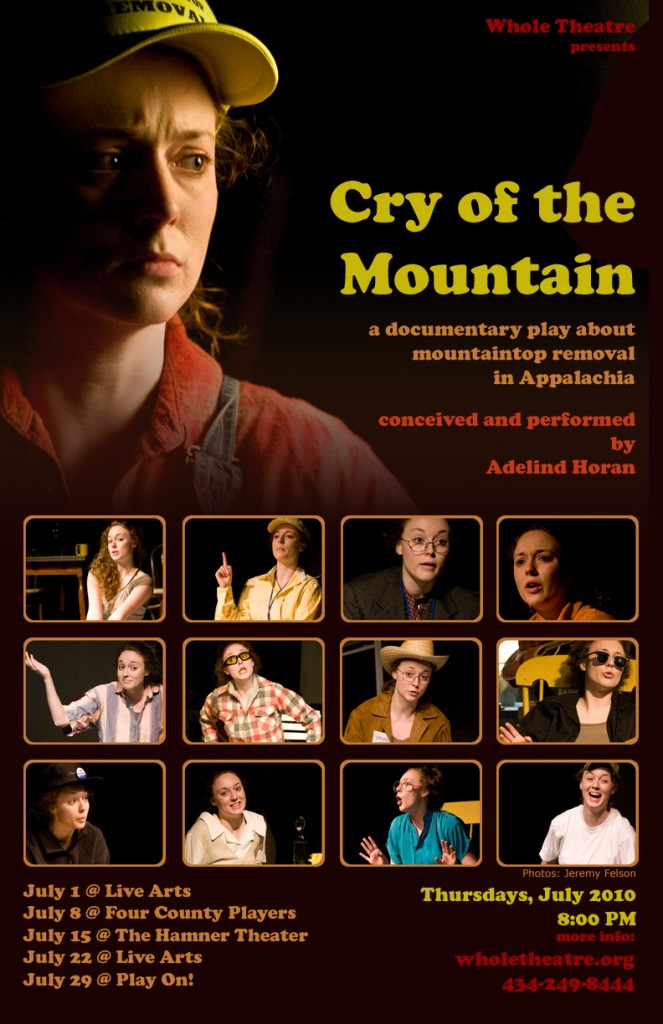 Cry of the Mountain Poster