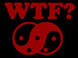 whole theatre festival (wtf?) logo