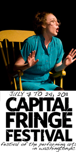 Capital Fringe Cry of the Mountain