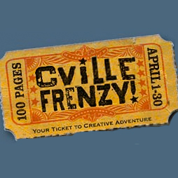 Script Frenzy Charlottesville